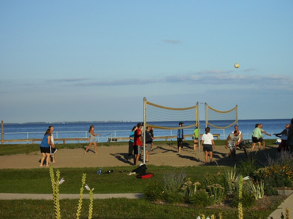 Volleyball at WaterFront Park